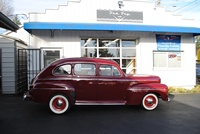 1947 Ford Four Door Sedan