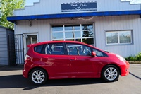 2009 Honda Fit 5-Door Sport